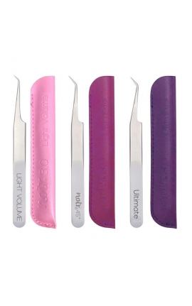 Noir Ultimate Volume tweezers