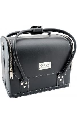 Black Suitcase DPB-0003B, 26x22-24x30 cm