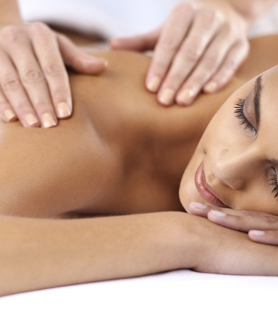 Massage and Face Treatment